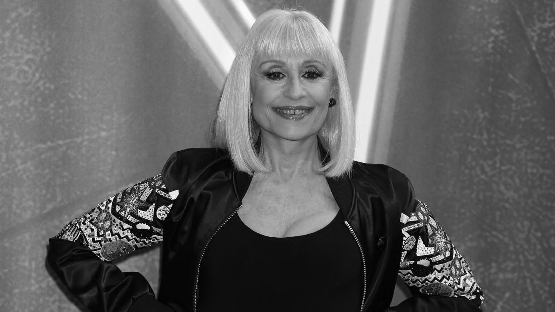 Fallece a los 78 años la cantante italiana Raffaella Carrà