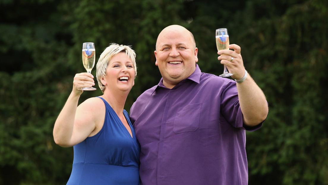Una pareja ganó más de 200 millones de dólares en la lotería y están en la ruina casi una década después