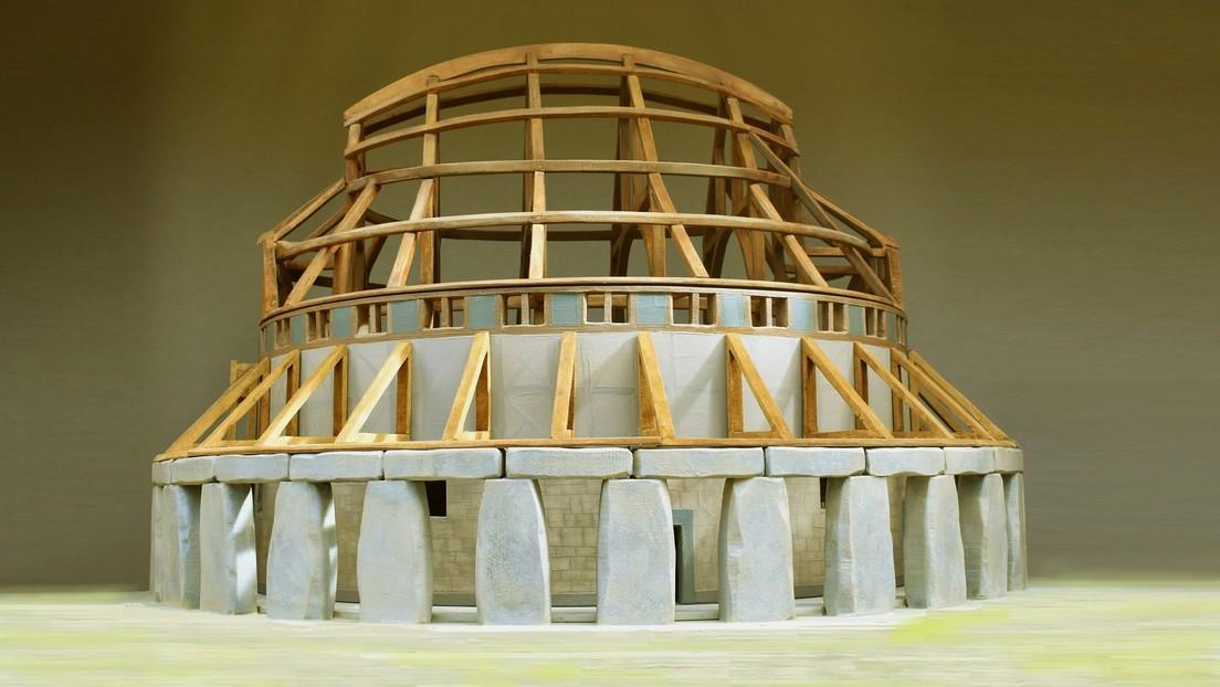 ¿Un templo con el techo de paja?: presentan una hipótesis inusual del aspecto de Stonehenge (IMÁGENES)