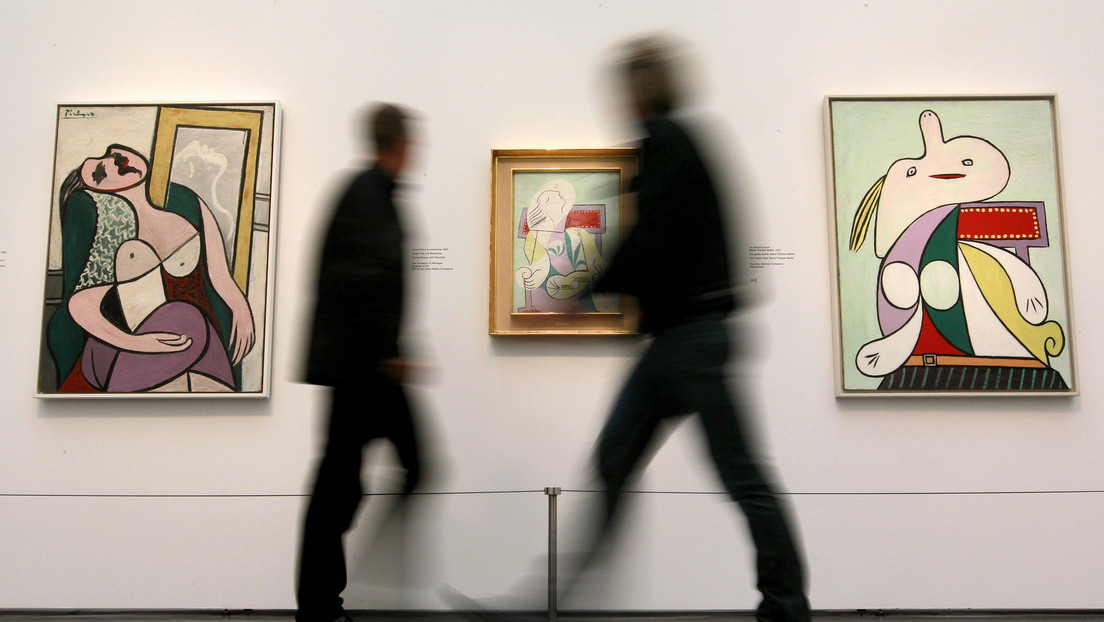Subastan por 150.000 dólares un Picasso que estuvo 50 años escondido en un armario