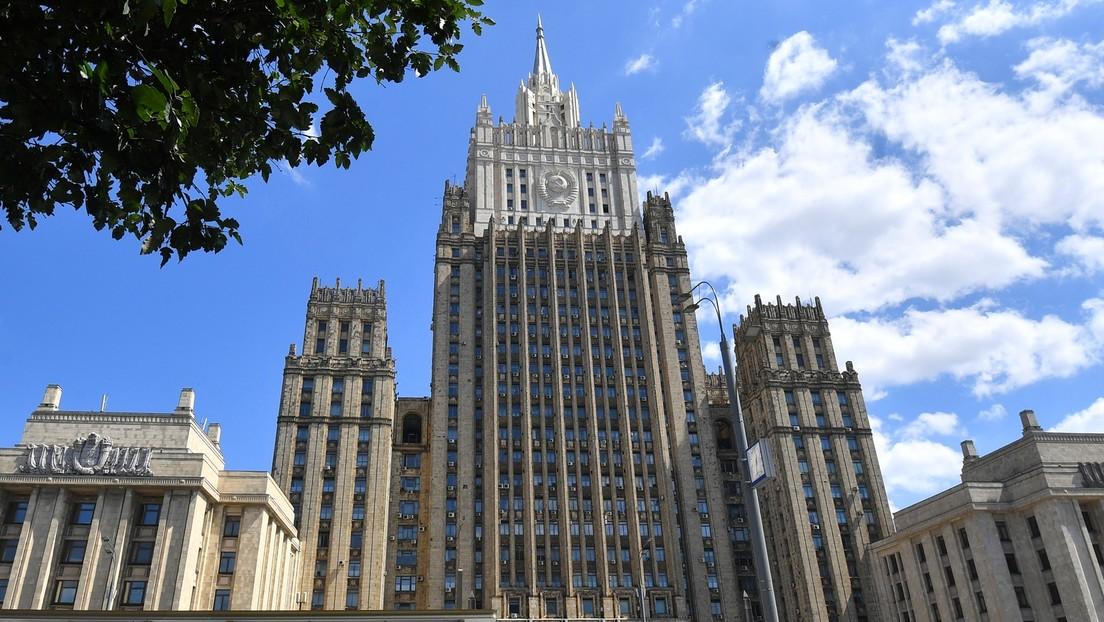 """Moscú: """"EE.UU. no debe ser ingenuo y pensar que el diálogo sobre estabilidad estratégica solo seguirá su agenda"""""""