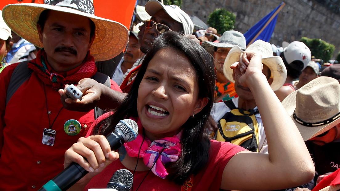 """Olivia Zúñiga, diputada hondureña e hija de la ambientalista Berta Cáceres: """"El momento de la lucha más dura y álgida se avecina"""""""