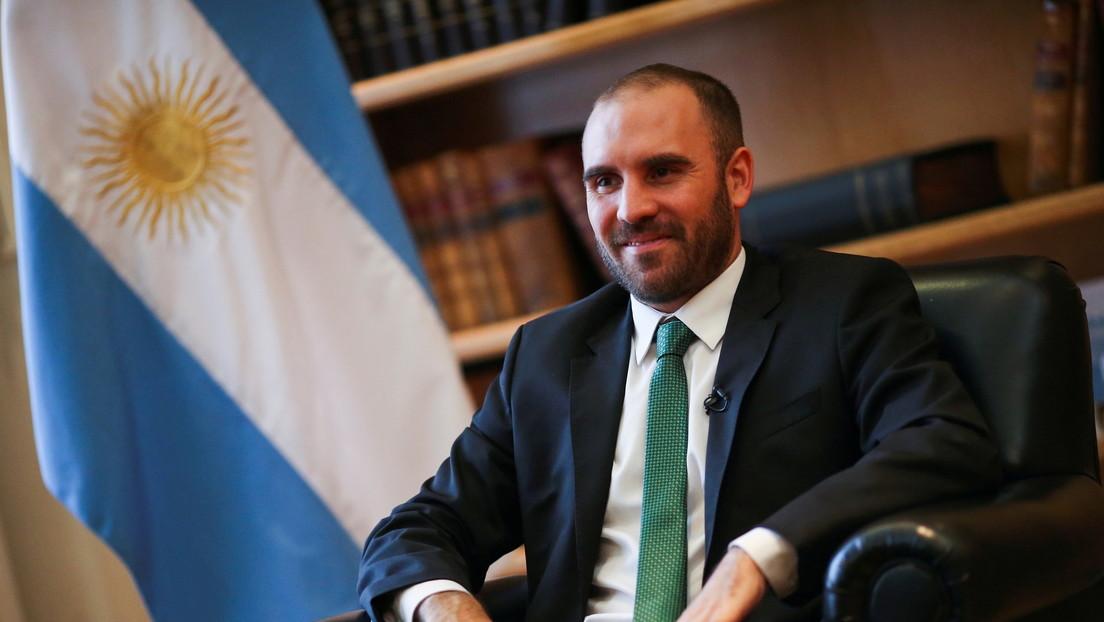 El ministro de Economía de Argentina se reunirá en Italia con el FMI para avanzar en la reestructuración de la deuda