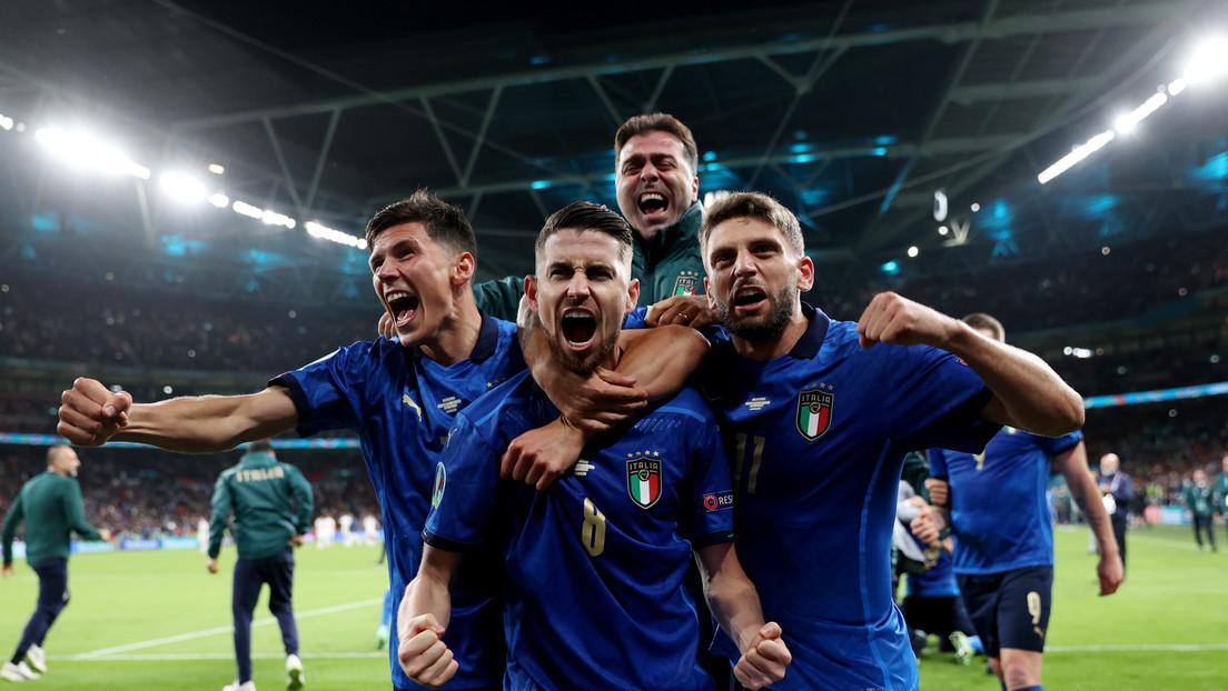 Italia gana a España y se clasifica para la final de la Eurocopa de fútbol por primera vez desde 2012
