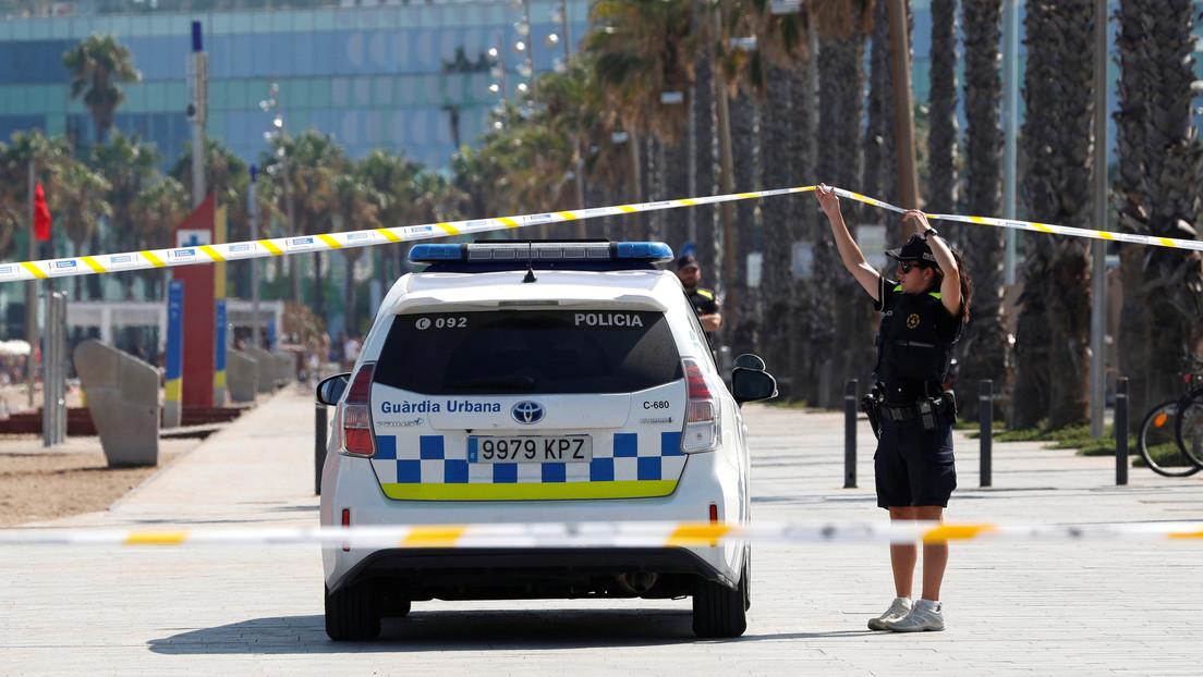 Un joven de 17 años le arranca los ojos al empleado de un hotel en España en medio de un brote psicótico