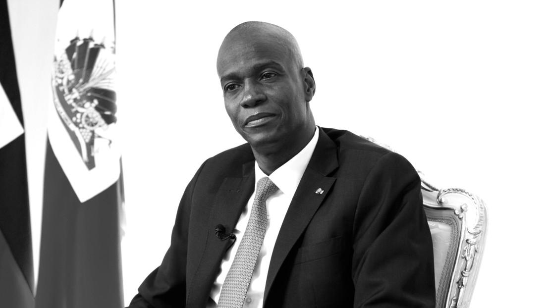 Asesinan al presidente de Haití, Jovenel Moïse