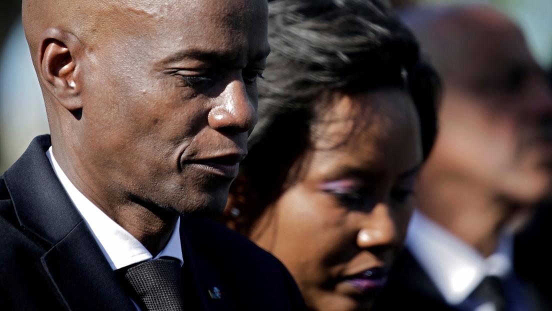 Confusión sobre el estado de la primera dama de Haití luego del ataque en el que fue asesinado el presidente Jovenel Moïse