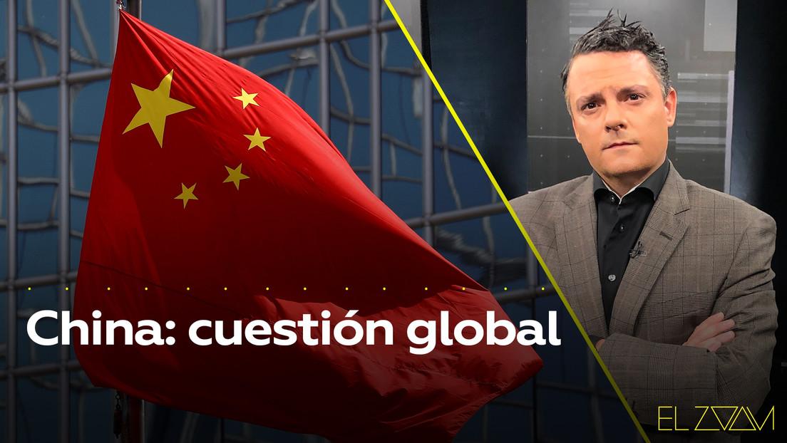 China: cuestión global
