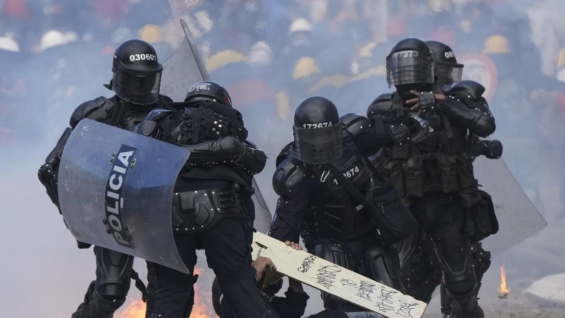 """La CIDH pide separar al Escuadrón Antidisturbios del Ministerio de Defensa para """"garantizar"""" los derechos humanos en Colombia"""