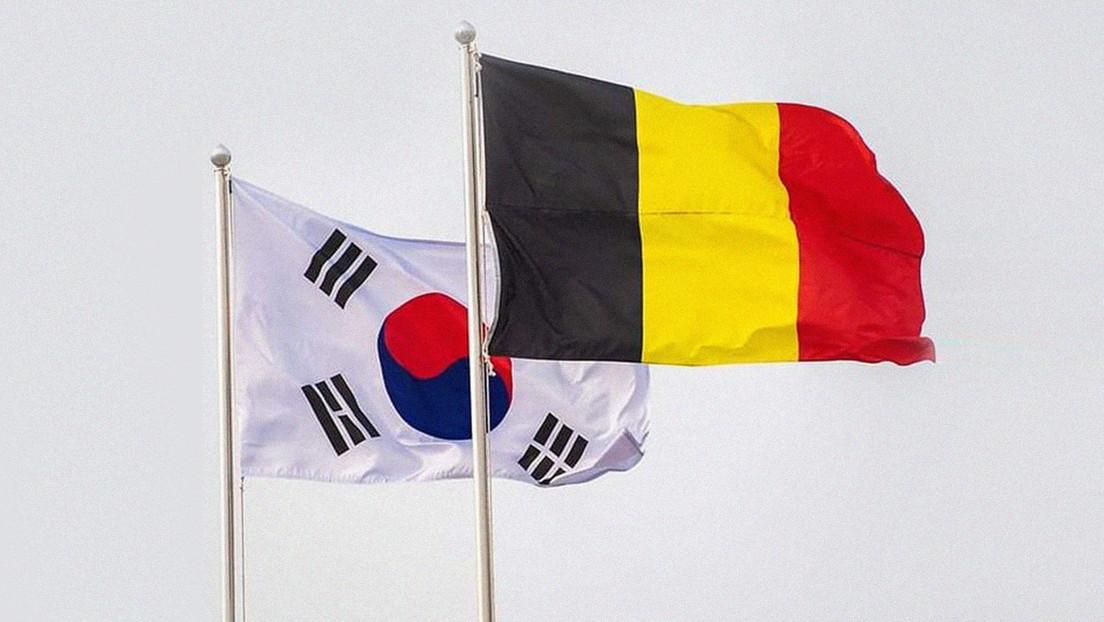 Bélgica retira urgentemente a su embajador en Corea del Sur después de la segunda pelea de su esposa