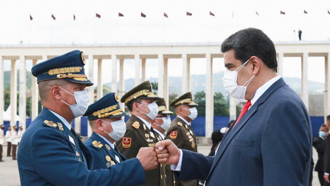 Maduro ratifica a Padrino López como ministro de Defensa y hace cambios en la cúpula militar