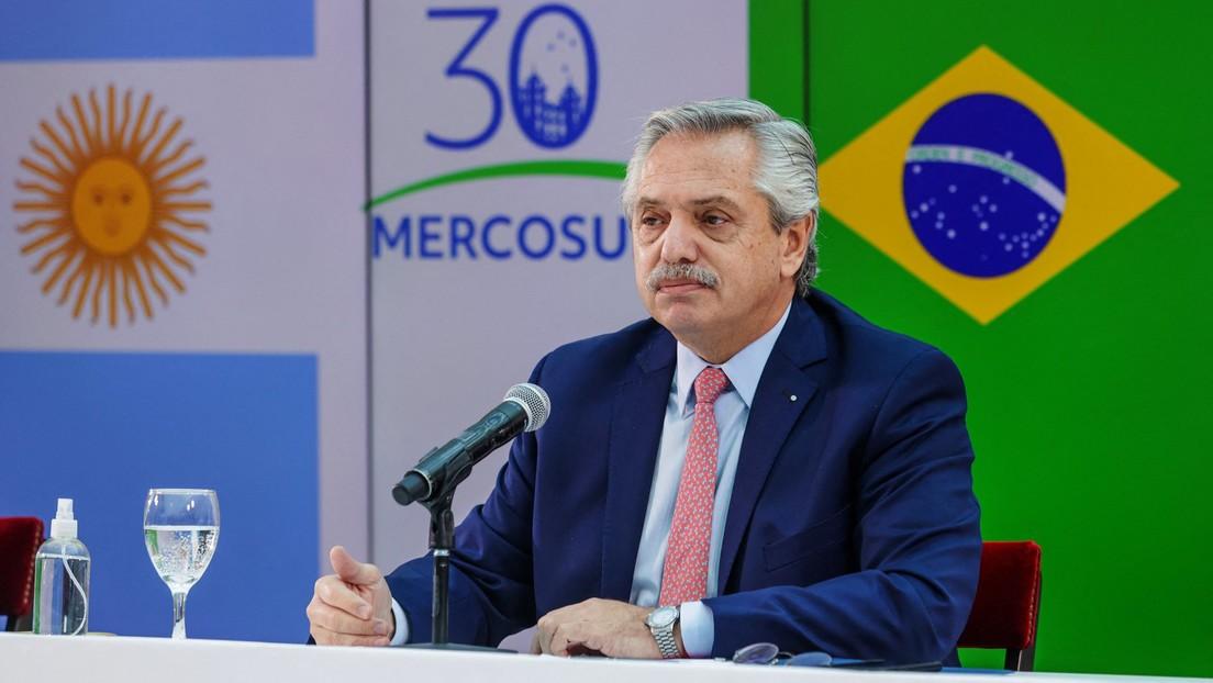 Quiebre en el Mercosur: Alberto Fernández rechaza la flexibilización comercial que impulsan Lacalle Pou y Bolsonaro