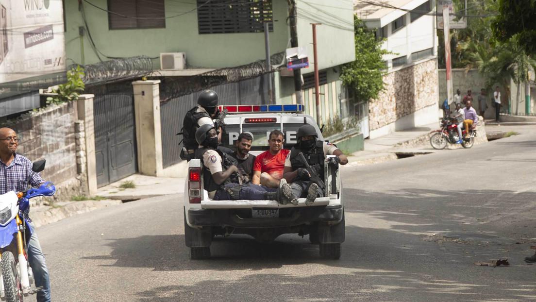 Un estadounidense está entre los seis detenidos por el asesinato del presidente de Haití, Jovenel Moïse