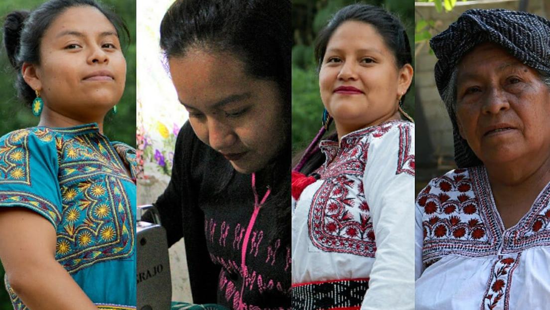 México denuncia que una marca de moda estadounidense plagia diseños textiles de los pueblos indígenas