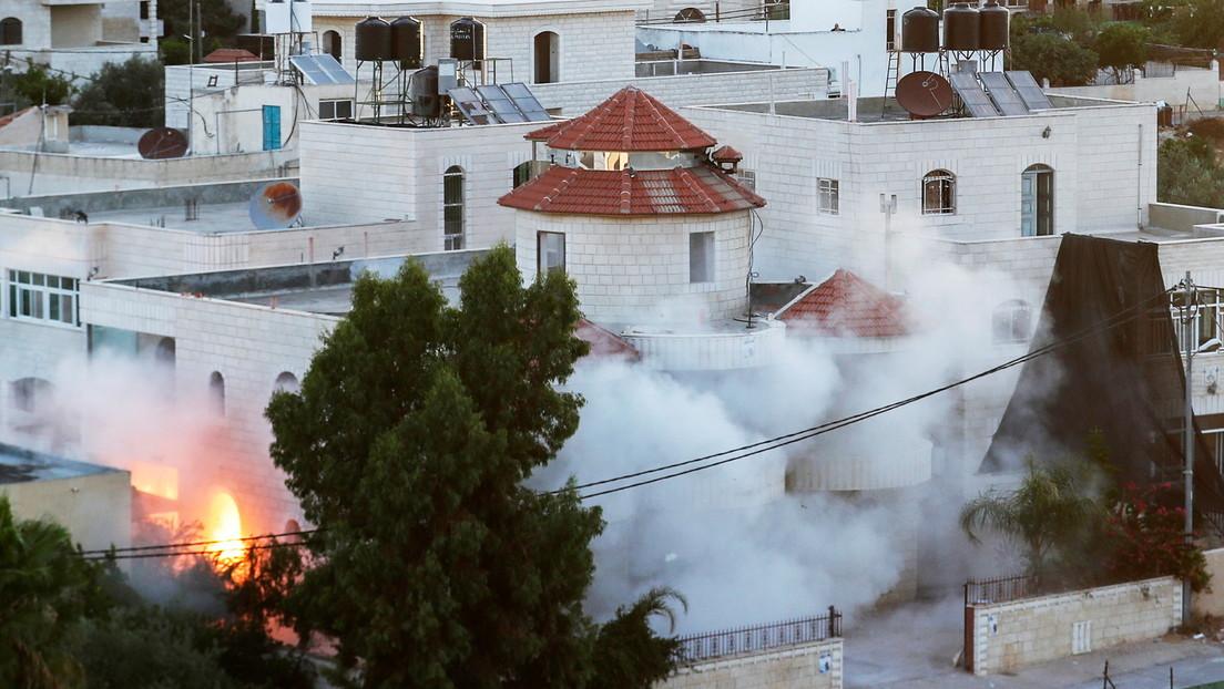 Washington critica a Israel por demoler la casa de la familia de un presunto terrorista palestino-estadounidense