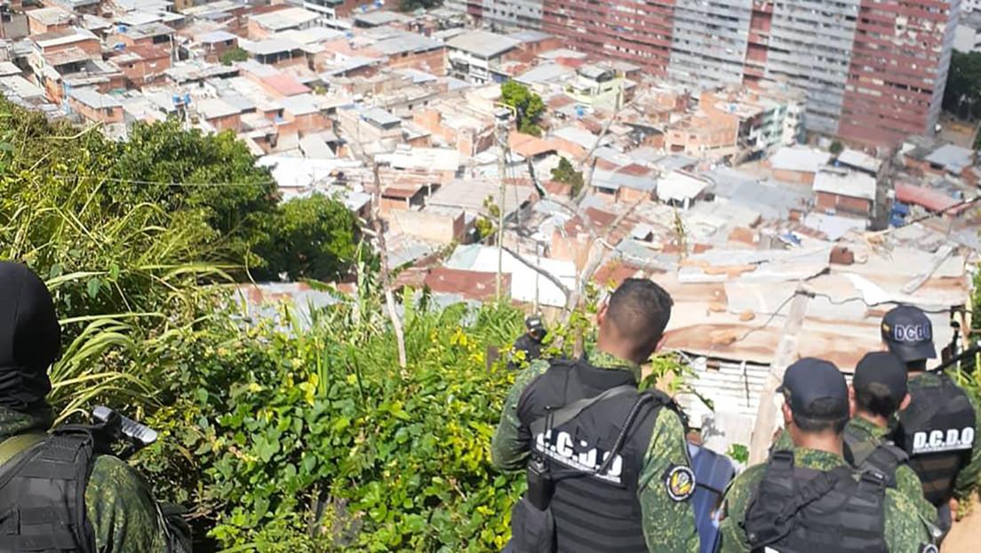 Armas de alto calibre, municiones y fauna en peligro: la insólita incautación a la banda criminal del 'Koki' en Caracas