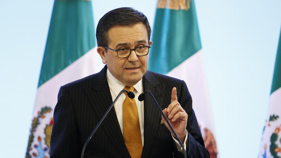 La Fiscalía de México acusa al exsecretario Ildefonso Guajardo de enriquecimiento ilícito