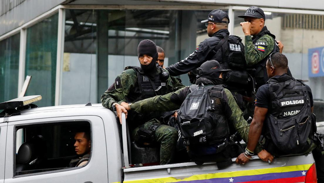 Venezuela anuncia la captura de tres paramilitares colombianos vinculados con la banda criminal del 'Koki'