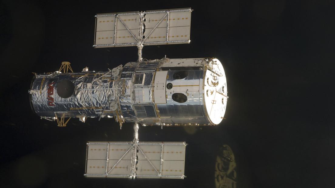 La NASA realizará una maniobra delicada para reparar la computadora averiada del telescopio Hubble
