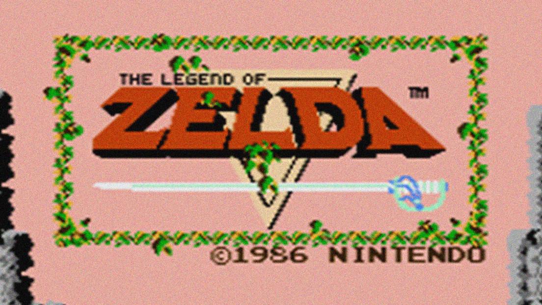 Venden por 870.000 dólares un videojuego precintado de 'The Legend of Zelda' de 1987