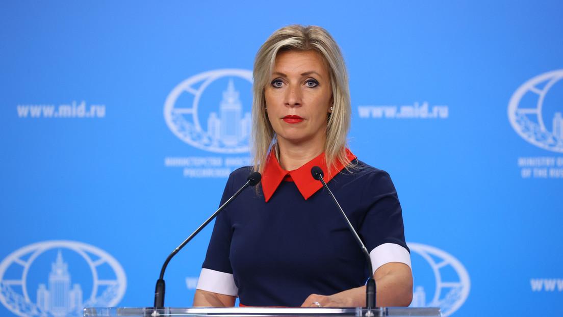 """Moscú: """"No le corresponde a la Cancillería francesa dictar a los países y pueblos con qué vacunas inmunizarse"""""""