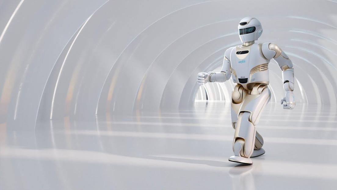 Una empresa china muestra un prototipo de robot humanoide doméstico (VIDEO)