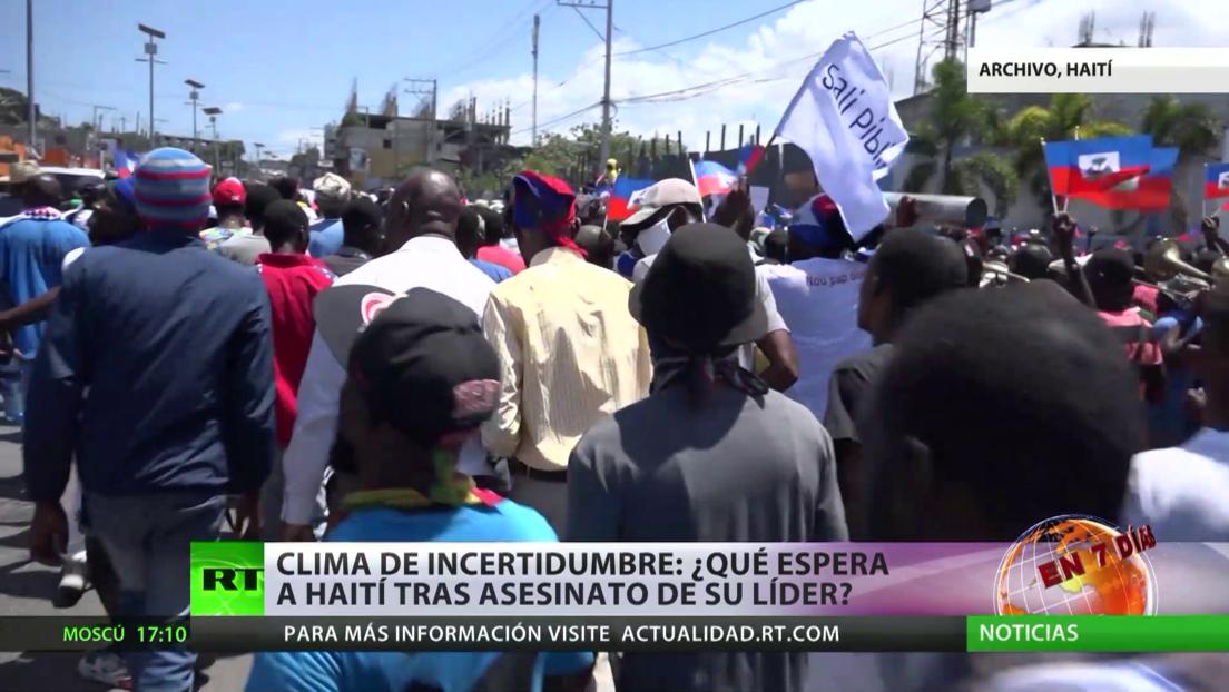 Clima de incertidumbre: ¿Qué le espera a Haití tras el asesinato de su presidente?