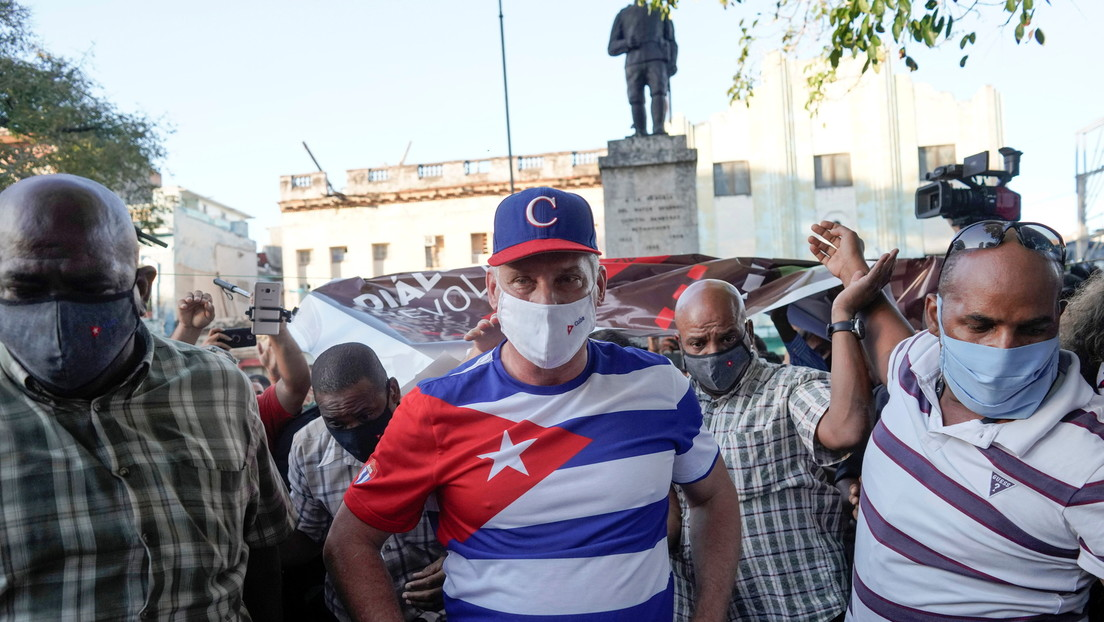 """Presidente de Cuba: """"No vamos a permitir que nadie manipule nuestra situación"""""""