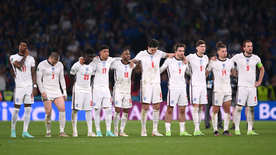 """English players suffer """"atrocious"""" Racist abuses after their defeat to Italy in the final of the European Championship that outraged even the royal family"""