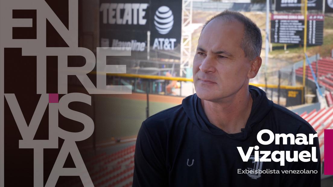 """Omar Vizquel, exbeisbolista venezolano: """"Hoy el espectáculo en el béisbol se basa en el 'home run' y en el ponche"""""""