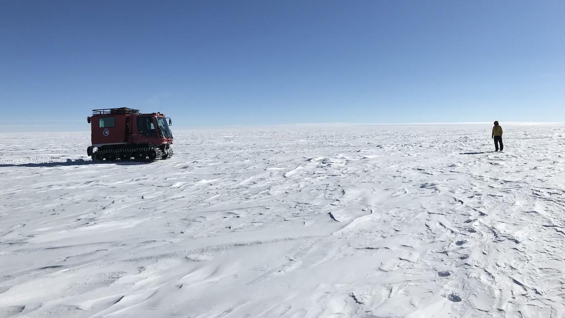 VIDEO: Láseres espaciales de la NASA descubren lo que serían dos lagos ocultos bajo el hielo de la Antártida