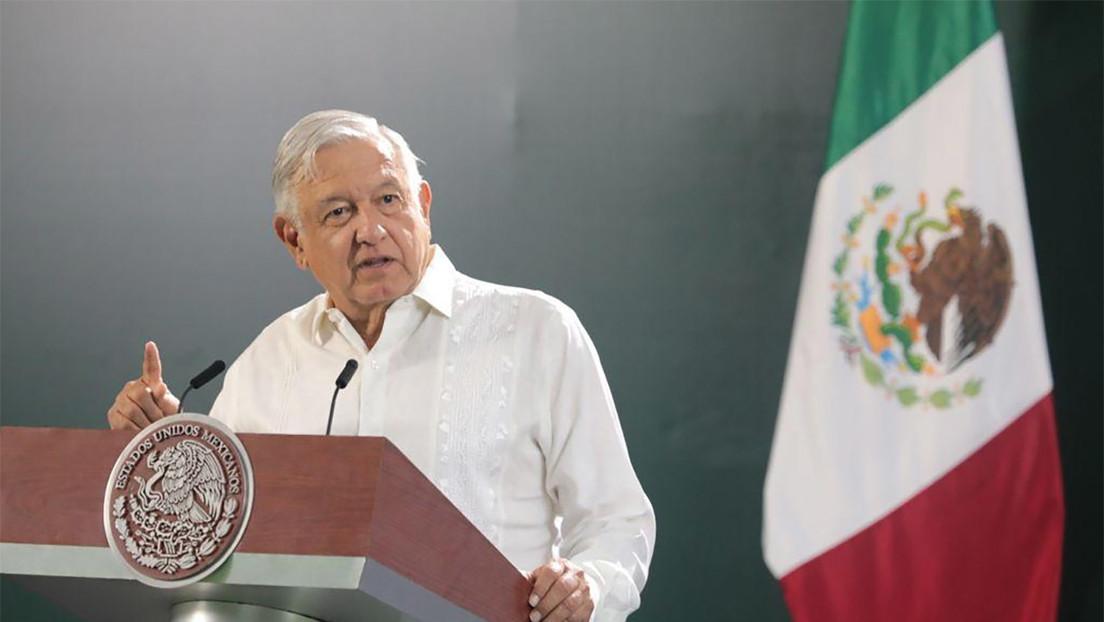 """López Obrador: """"Si se quisiera ayudar a Cuba lo primero que se debería hacer es suspender el bloqueo"""""""