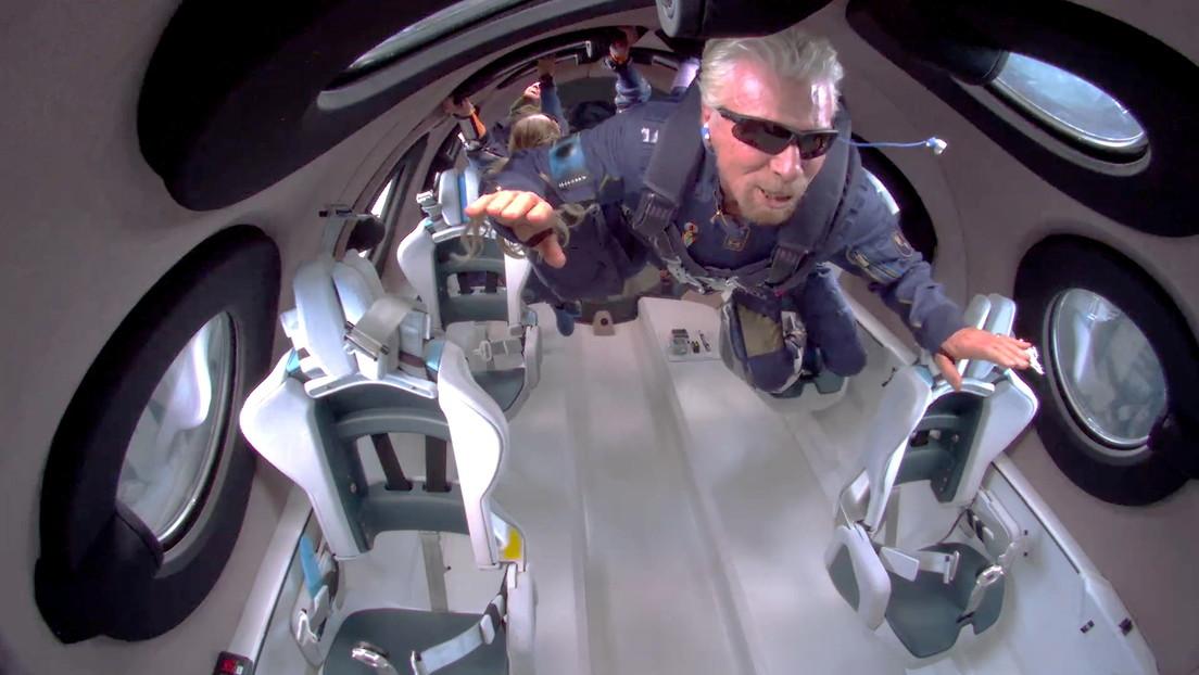 En Virgin Galactic dicen que Elon Musk compró un billete para volar al espacio a bordo de una de sus naves