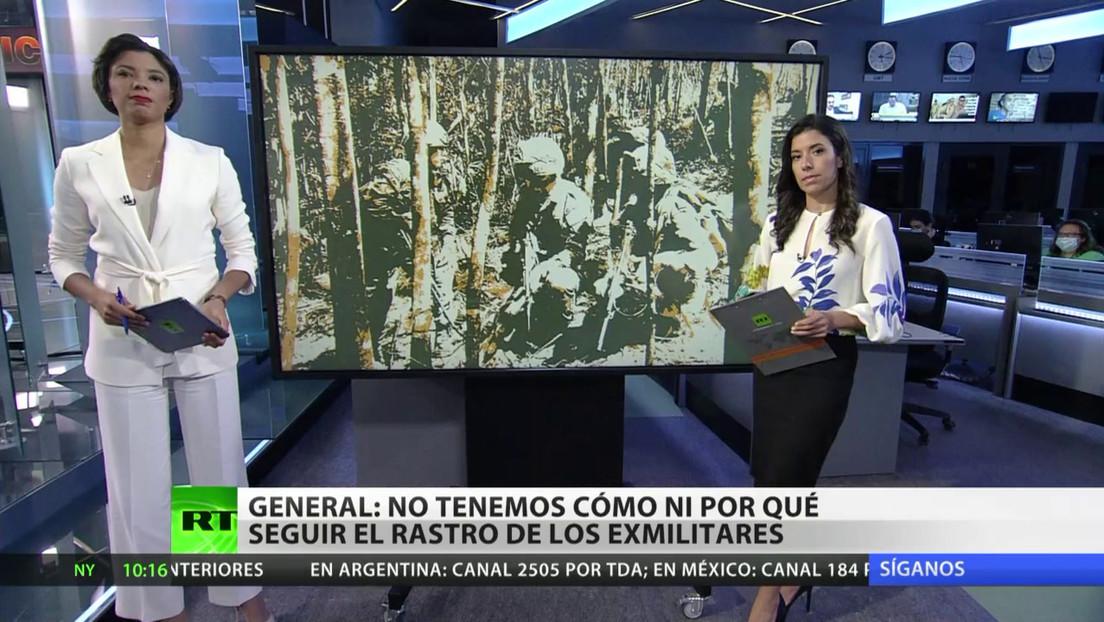 """Un senador de Colombia afirma que el país sirve como """"laboratorio"""" de mercenarismo ilegal"""