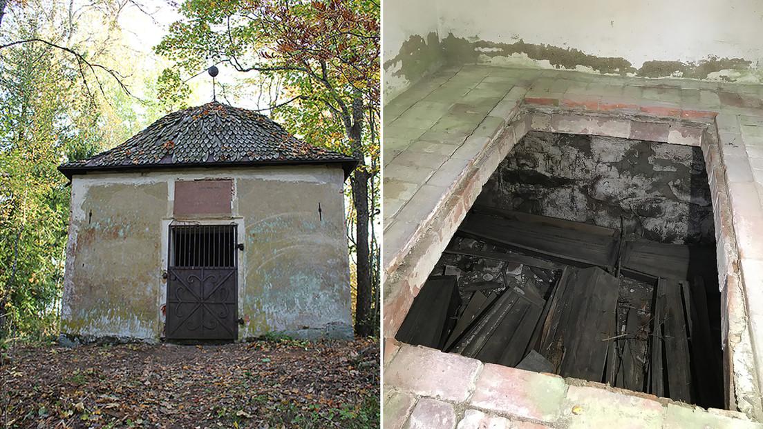 Arqueólogos descubren que una noble finlandesa 'dio a luz' en el ataúd después de morir