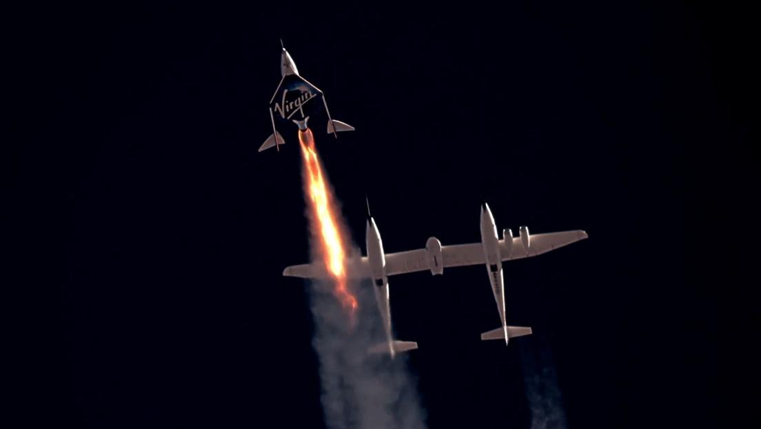 Virgin Galactic lanza su primer vuelo turístico comercial al espacio: ¿Qué consecuencias puede tener?