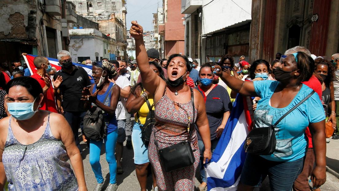 Sanciones de EE.UU., caída de ingresos en divisas y pandemia de coronavirus: expertos analizan los factores detrás de las protestas en Cuba