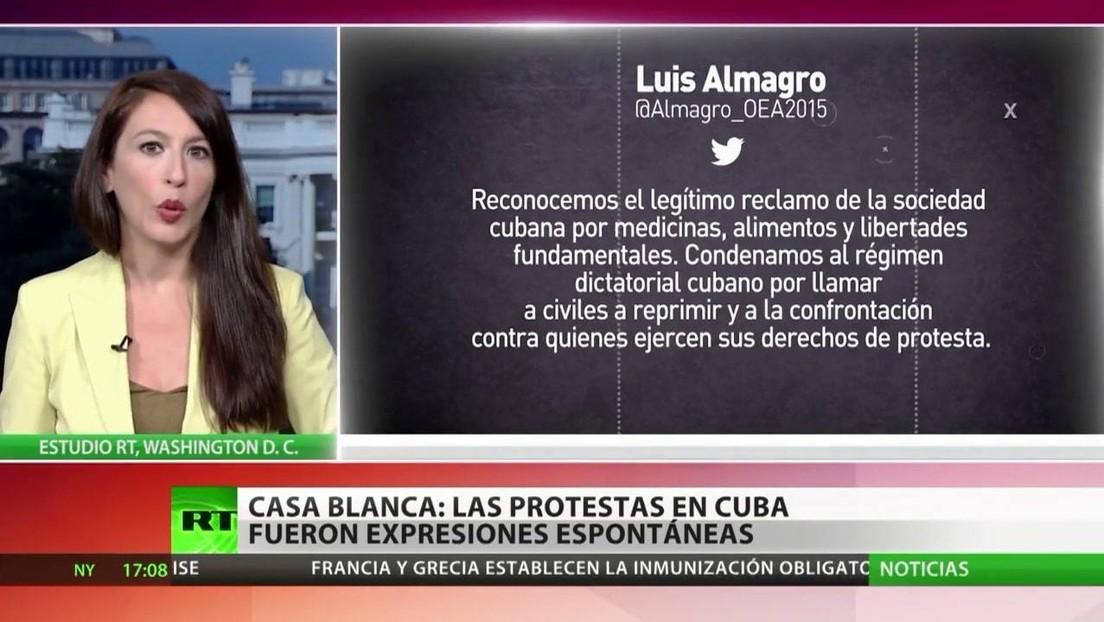 Varios países rechazan injerencia e intentos de desestabilizar a Cuba