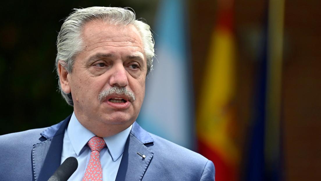 """Alberto Fernández: """"Si realmente nos preocupa Cuba, terminemos con los bloqueos"""""""