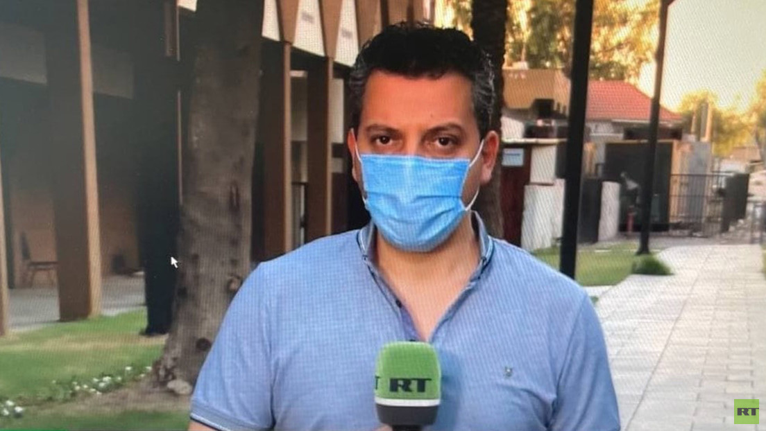 Corresponsal de RT en Bagdad es detenido por las fuerzas de seguridad iraquíes
