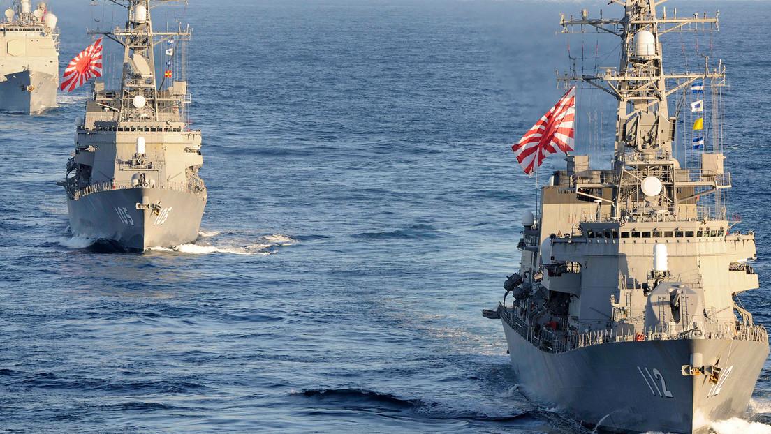Ministerio de Defensa de Japón califica por primera vez la estabilidad de Taiwán como una cuestión de seguridad del país