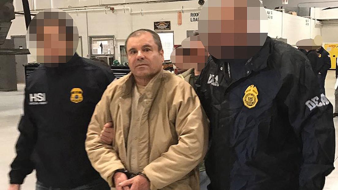 Salen a la luz imágenes inéditas del 'Chapo' Guzmán haciendo sentadillas sin ropa en el penal del Altiplano (VIDEO)