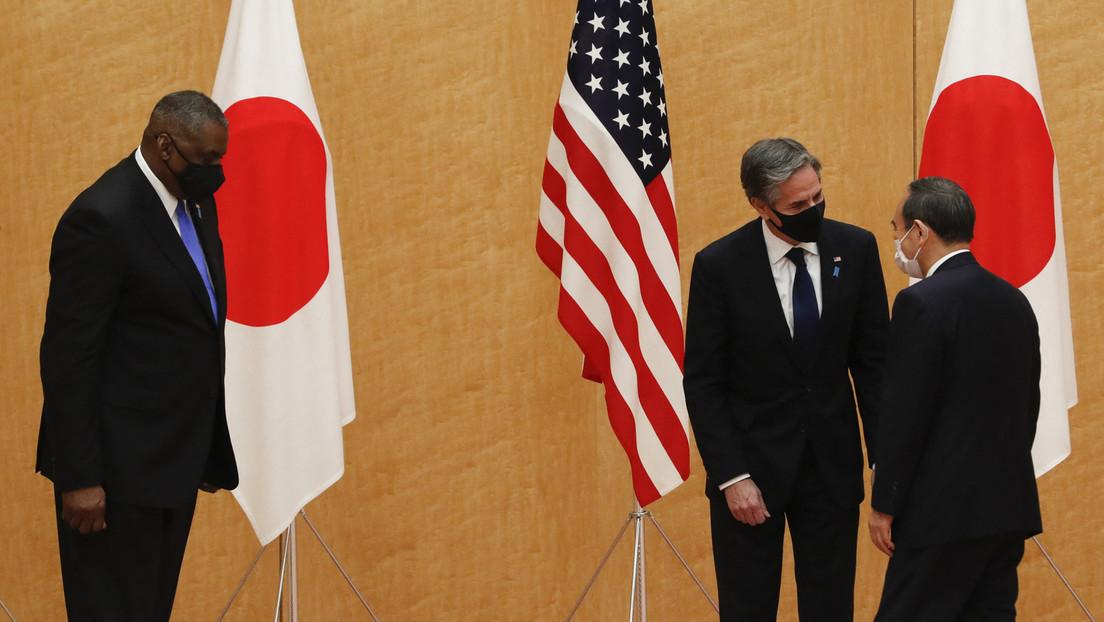 """""""EE.UU. podría huir, pero Japón está demasiado cerca"""": expertos chinos advierten contra la injerencia de Tokio en asuntos de Taiwán"""
