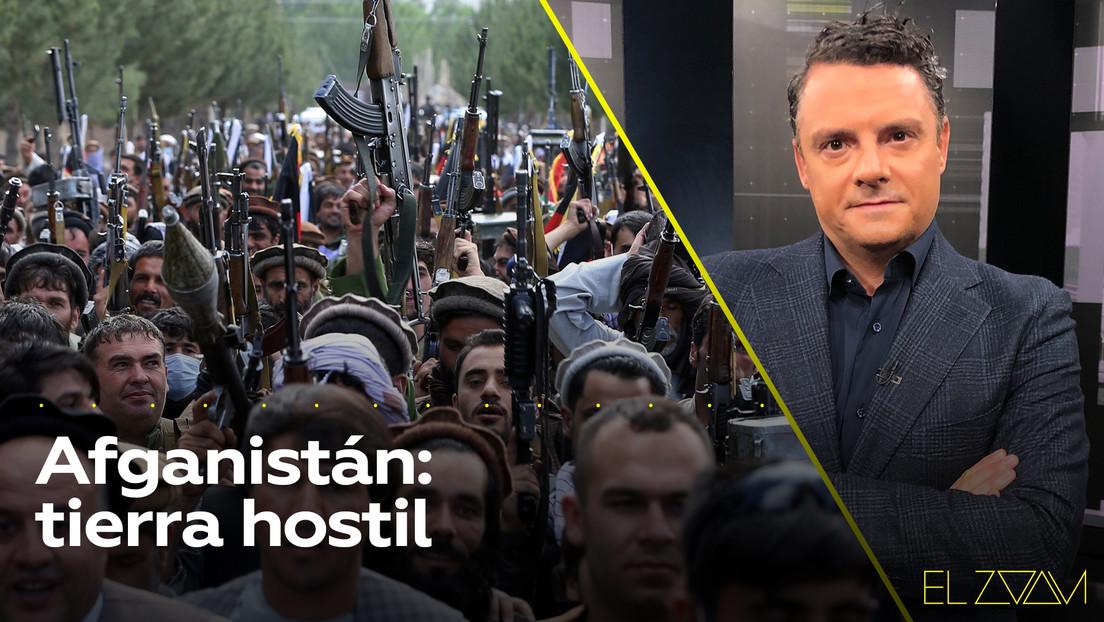 Afganistán: tierra hostil