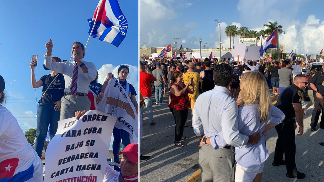 """El alcalde de Miami afirma que """"EE.UU. tiene que empezar una intervención militar en Cuba"""" y llama a crear una coalición internacional"""