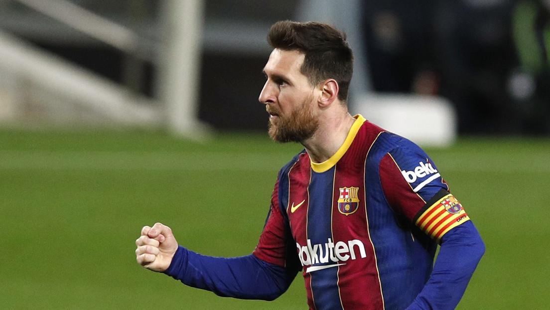 Messi llega a un acuerdo con el F.C. Barcelona