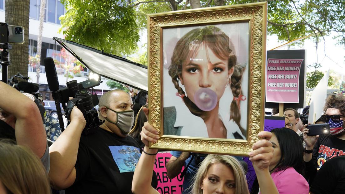 Tribunal de la causa permite a Britney Spears cambiar de abogado en la demanda para destituir a su padre como tutor de su vida y patrimonio