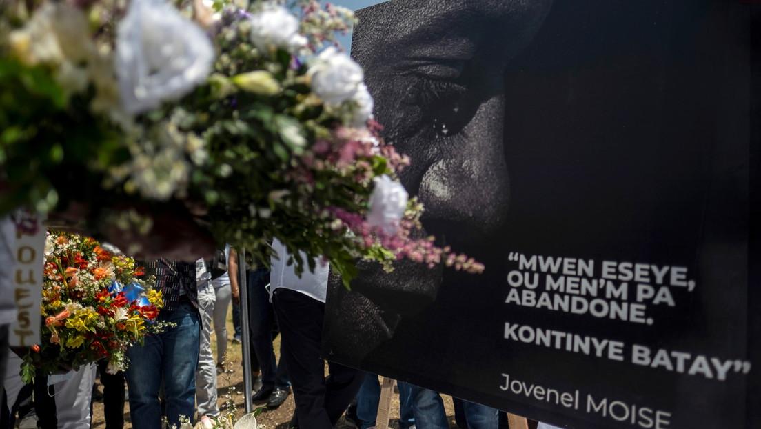 La Policía de Haití afirma que el asesinato del presidente Jovenel Moïse se planeó durante una reunión en un hotel de la República Dominicana