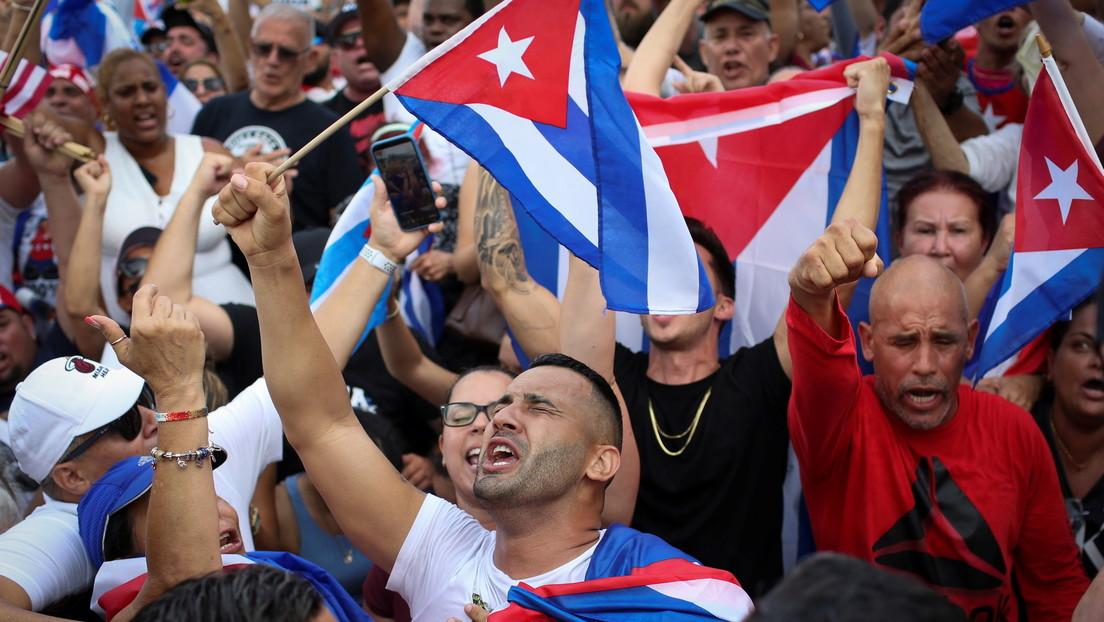 Rusia llama a EE.UU. a no intervenir en los asuntos internos de Cuba y a poner fin al bloqueo de la isla