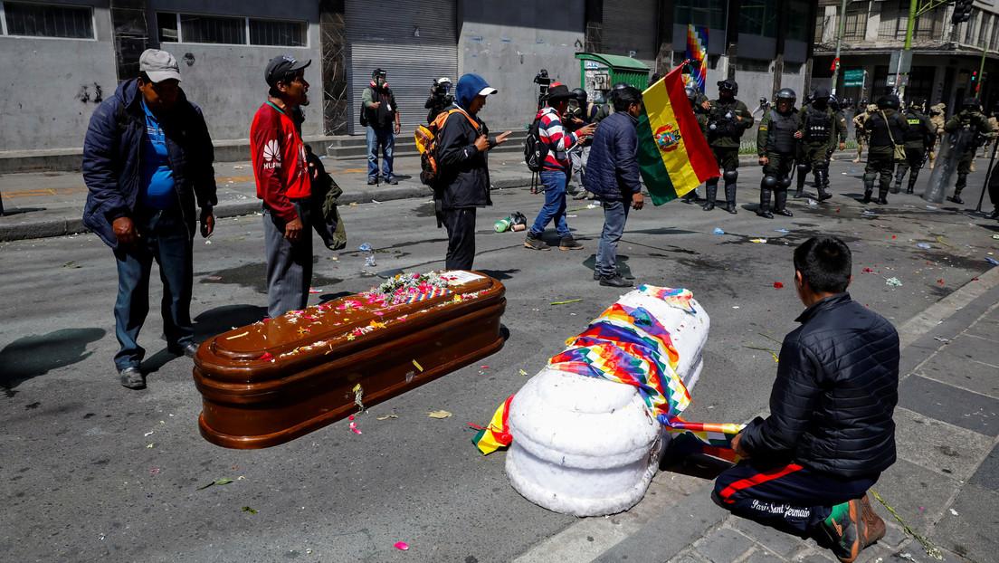 Evo Morales pide investigar a Almagro por crímenes de lesa humanidad tras el reconocimiento de las masacres de Senkata y Sacaba